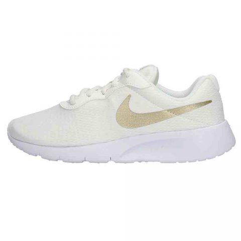 Sneaker Running Ragazzo Nike Tanjun Bianca - 818381100