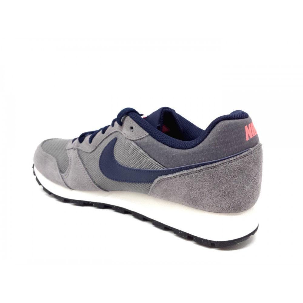 super popular e4b6e b335b Sneaker Running Uomo Nike MD Runner 2 Grigia e Blu
