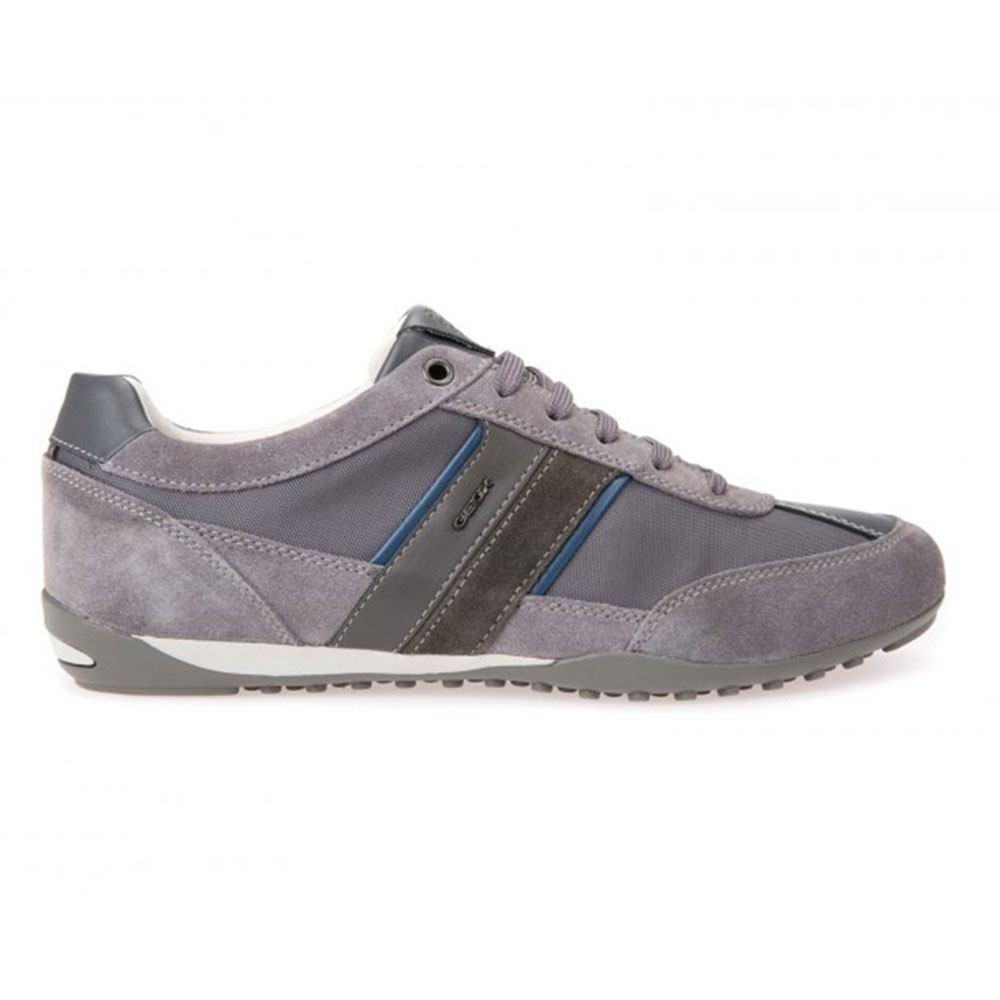 Sneaker Uomo Geox Sportiva in Tessuto Grigia - U52T5C 02211 C9002