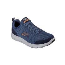 Sneaker-Uomo-Skechers-in-Tessuto-Blu---52836