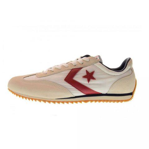 Sneaker All Star Trainer Ox Unisex Bianca Converse - 161233C
