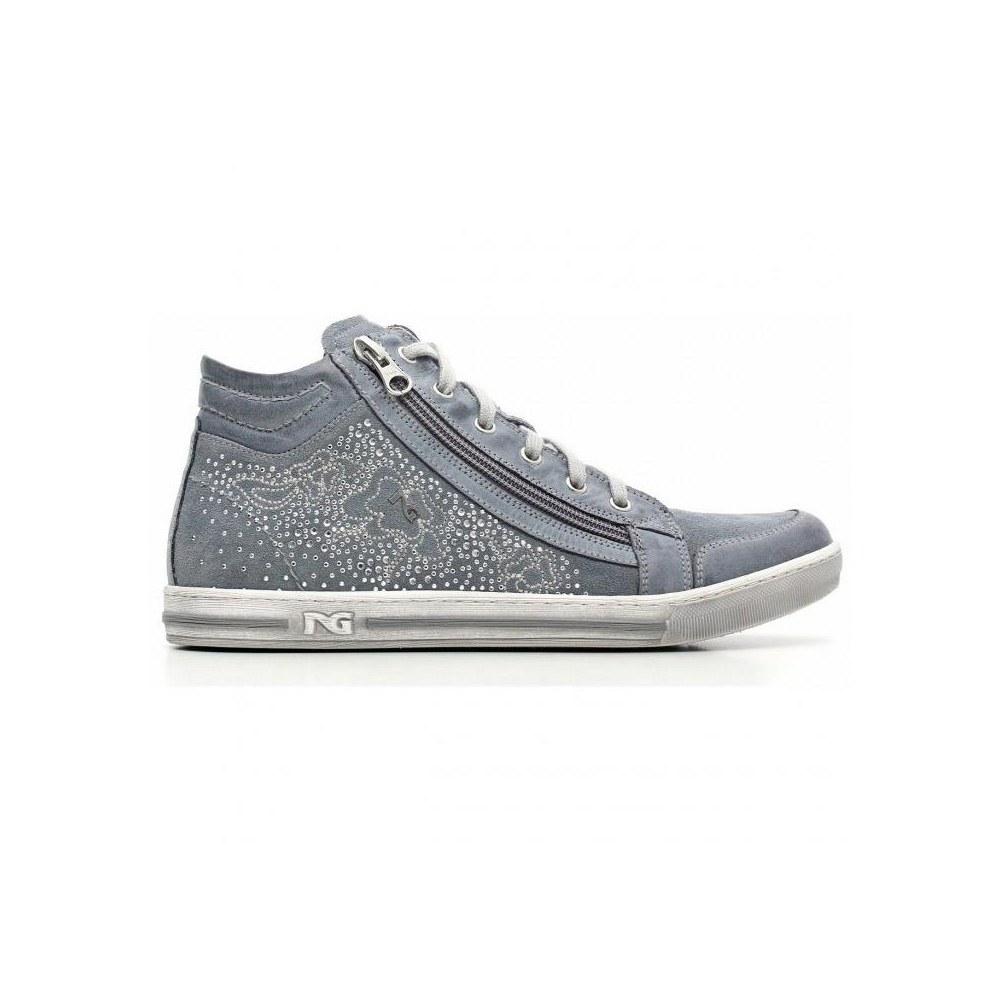 Sneaker Donna Blu P615111D-205 - Nero Giardini