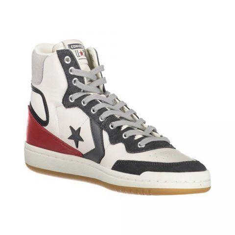 Sneaker Alta Fastbreak Hi Leather Uomo Bianca Converse - 162792C