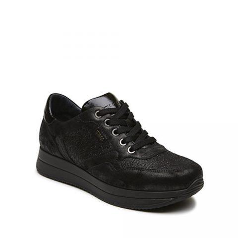 Sneaker Donna Igi&Co in Pelle Nera - 2144811