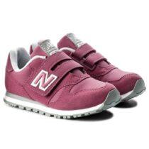 Sneaker Bambina New Balance Kids in Tessuto Viola - NBKV373PFY