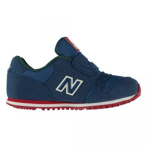 Sneaker Bambino New Balance Kids in Tessuto Blu - NBKV373PDI