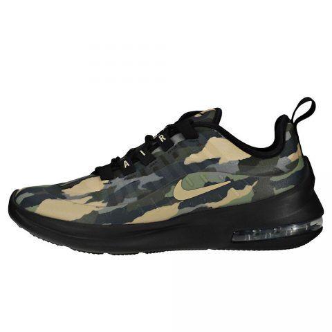 Sneaker Bambino Nike Air Max Axis Print Militare - AQ9603001