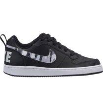 Sneaker Bambino Nike Court Borough Low Nera - 839985005