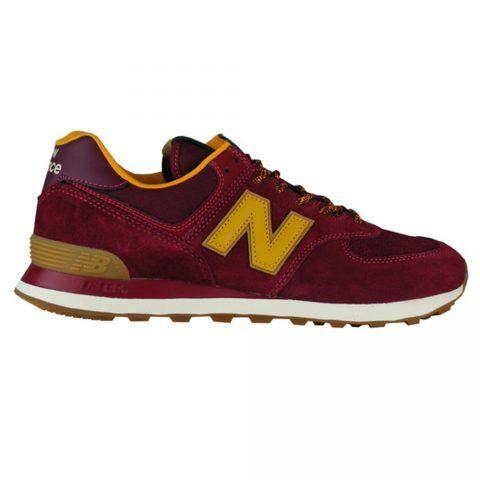 Sneaker Bassa Uomo New Balance in Tessuto Mercury - NBML574OTC