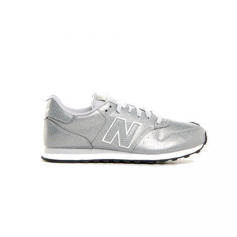 Sneaker Donna New Balance Grigia in Pelle Sintetica - NBGW500MTA
