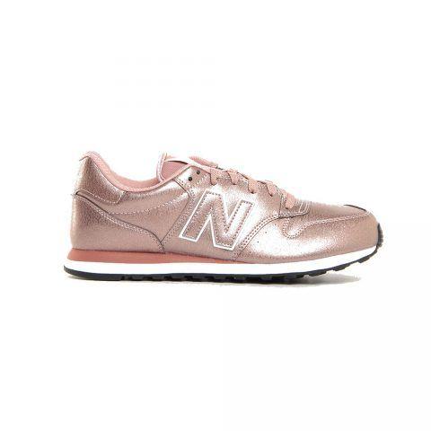 Sneaker Donna New Balance Rosa in Pelle Sintetica - NBGW500MTB