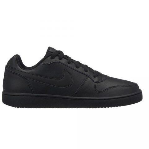 Sneaker Uomo Nike Ebernon Low Nera - AQ1775003