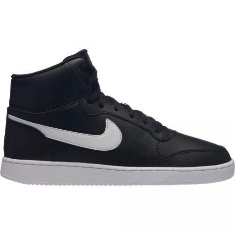 Sneaker Uomo Nike Ebernon Mid Nera - AQ1773002