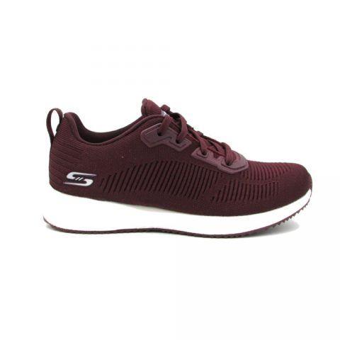 Sneaker Donna Running Skechers Rossa - 32502BURG