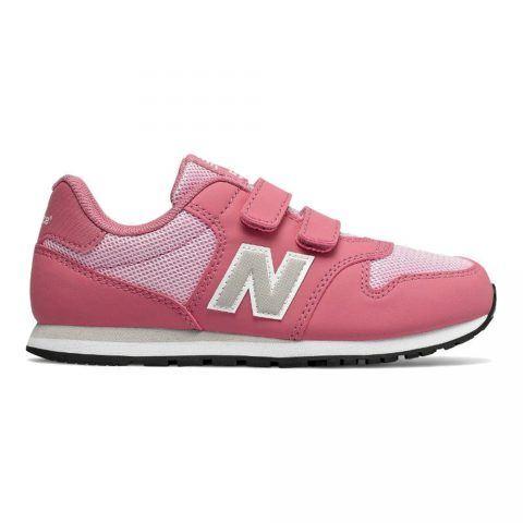 Sneaker Bambina New Balance Kids in Tessuto Rosa - YV500PK