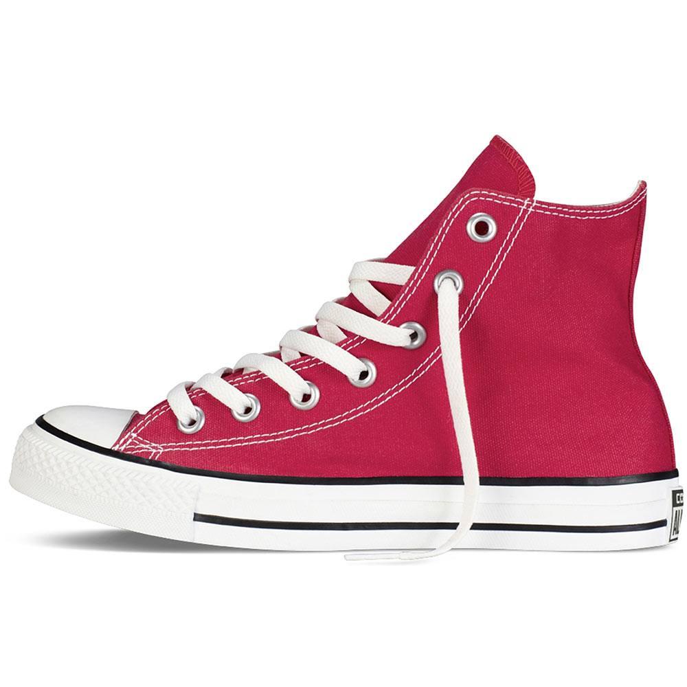 05c6f808453f4 Sneaker Chuck Taylor All Star Hi Alta Unisex Rossa Converse
