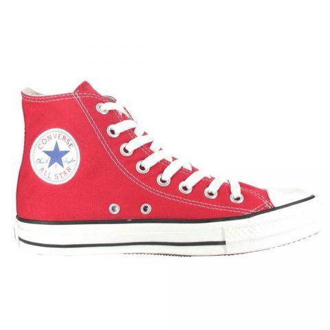 Sneaker Chuck Taylor All Star Hi Alta Unisex Rossa Converse - M9621C