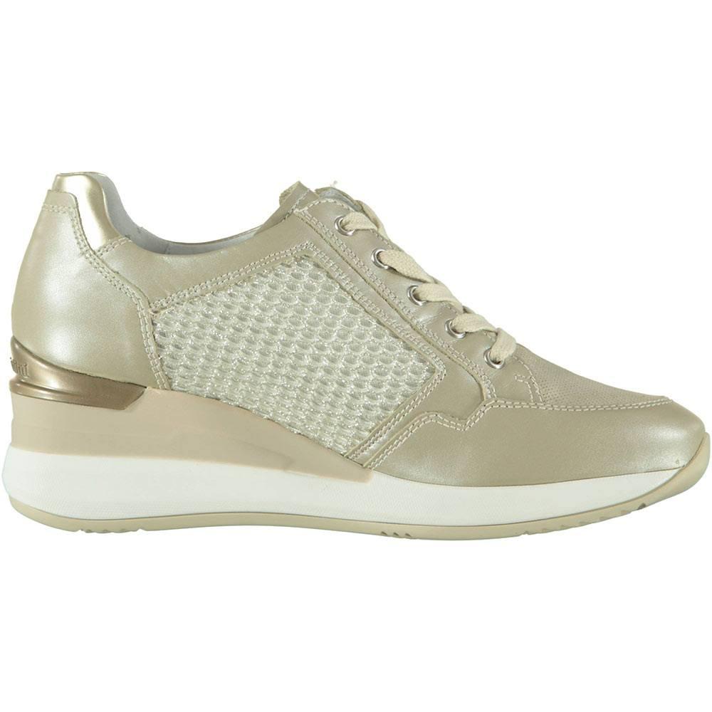 Miglior prezzo Donna Nero giardini sneakers alte estive