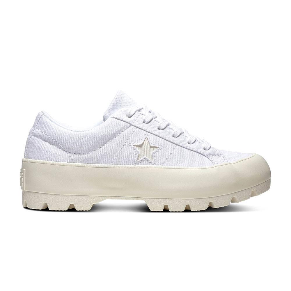 scarpe donna converse zeppa 2019