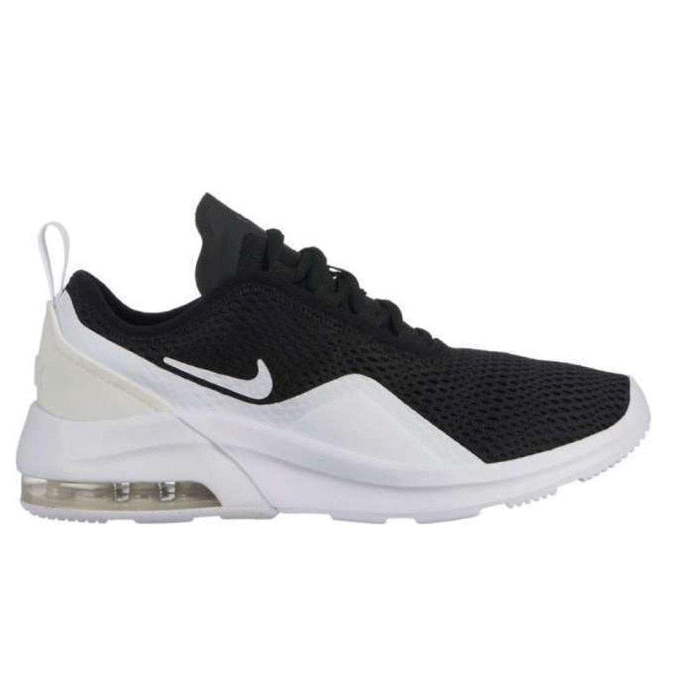 nuova selezione in vendita online stili freschi Sneaker Running Ragazzo Nike Air Max Motion GS Bianca e Nera