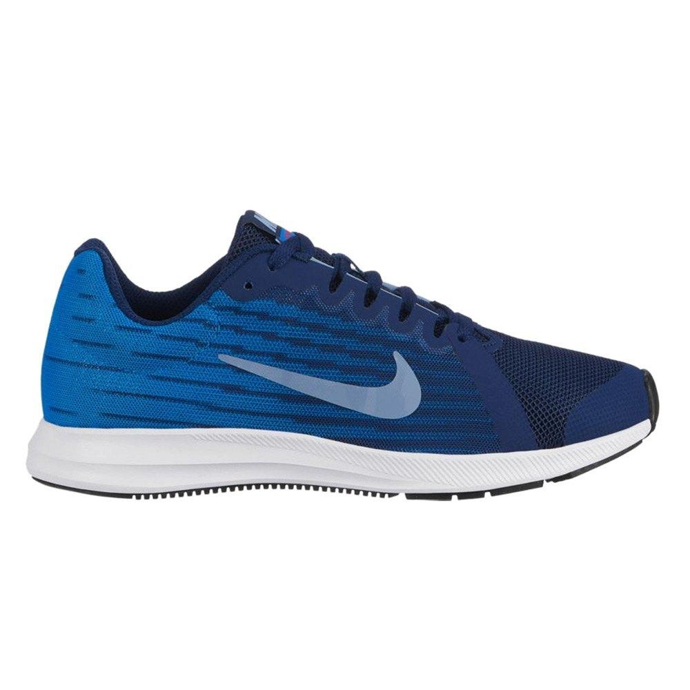 brand new 740a8 ac522 Sneaker Running Ragazzo Nike Downshifter 8 GS Blu - 922853403