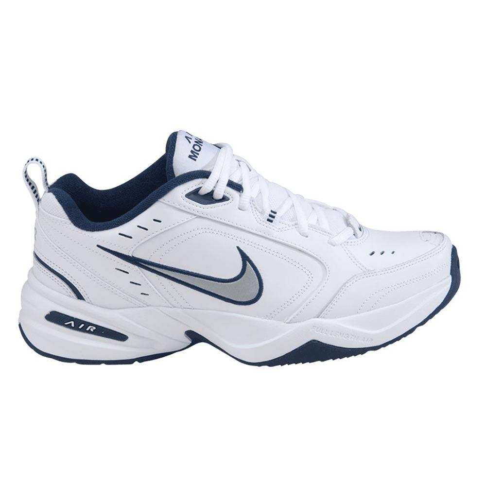 Nike Uomo Training Scarpe Nike Air Monarch IV bianca
