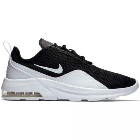 Sneaker Uomo Running Nike Air Max Motion 2 Nera e Bianca - AO0266003