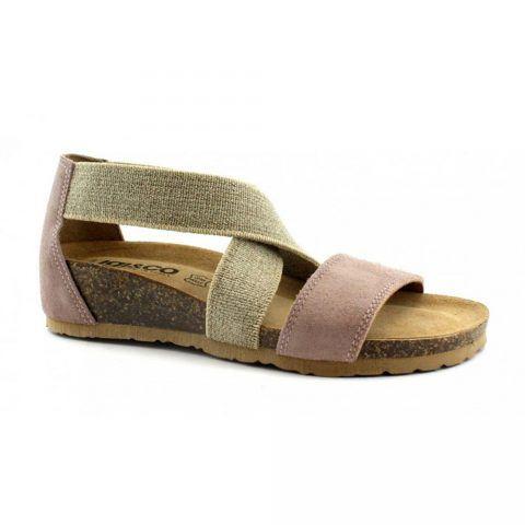 Sandalo Donna Igi&Co in Pelle Cipria - 3198466