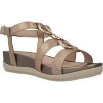 Sandalo Donna Stonefly Eve 16 Laminato Platino - 2108660 067