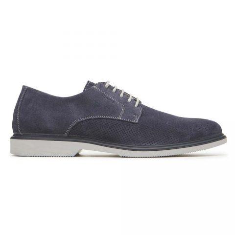 Scarpa Elegante Uomo Igi&Co in Camoscio Jeans - 3105711