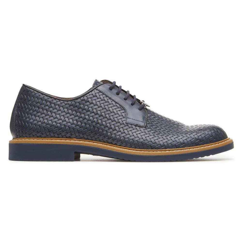 brand new 594d5 d09d7 Scarpa Elegante Uomo Igi&Co in Pelle Blu
