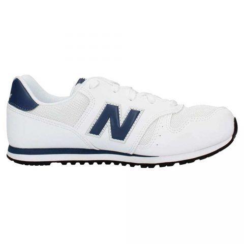 Sneaker Ragazzo New Balance Bianca e Blu - NBYC373WG