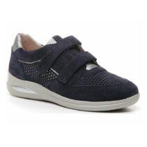 Sneaker Donna Stonefly Aurora Velour Indingo Blu - 211268 11B