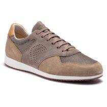 Sneaker Uomo Geox A Arsien Grigia - U926NA 02214 C1X5Z