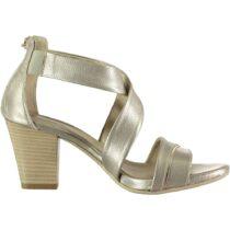 Sandalo Donna Nero Giardini in Pelle Nut - P908105D672