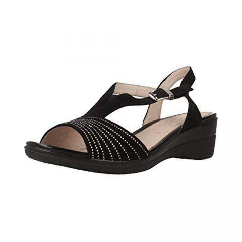 Sandalo Donna Stonefly Vanity Nero - 210846