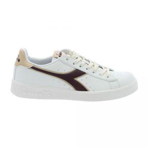Sneaker Donna Diadora Game P Wn Bianca e Viola - 10117309701C4816