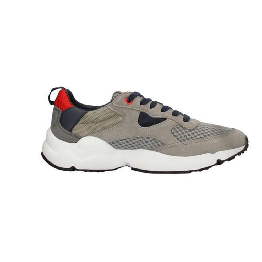 Sneakers Lumberjack Grigio Uomo Saldi :