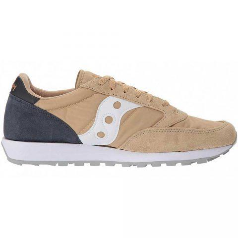 Sneaker Uomo Jazz Original Saucony Beige - S2044452