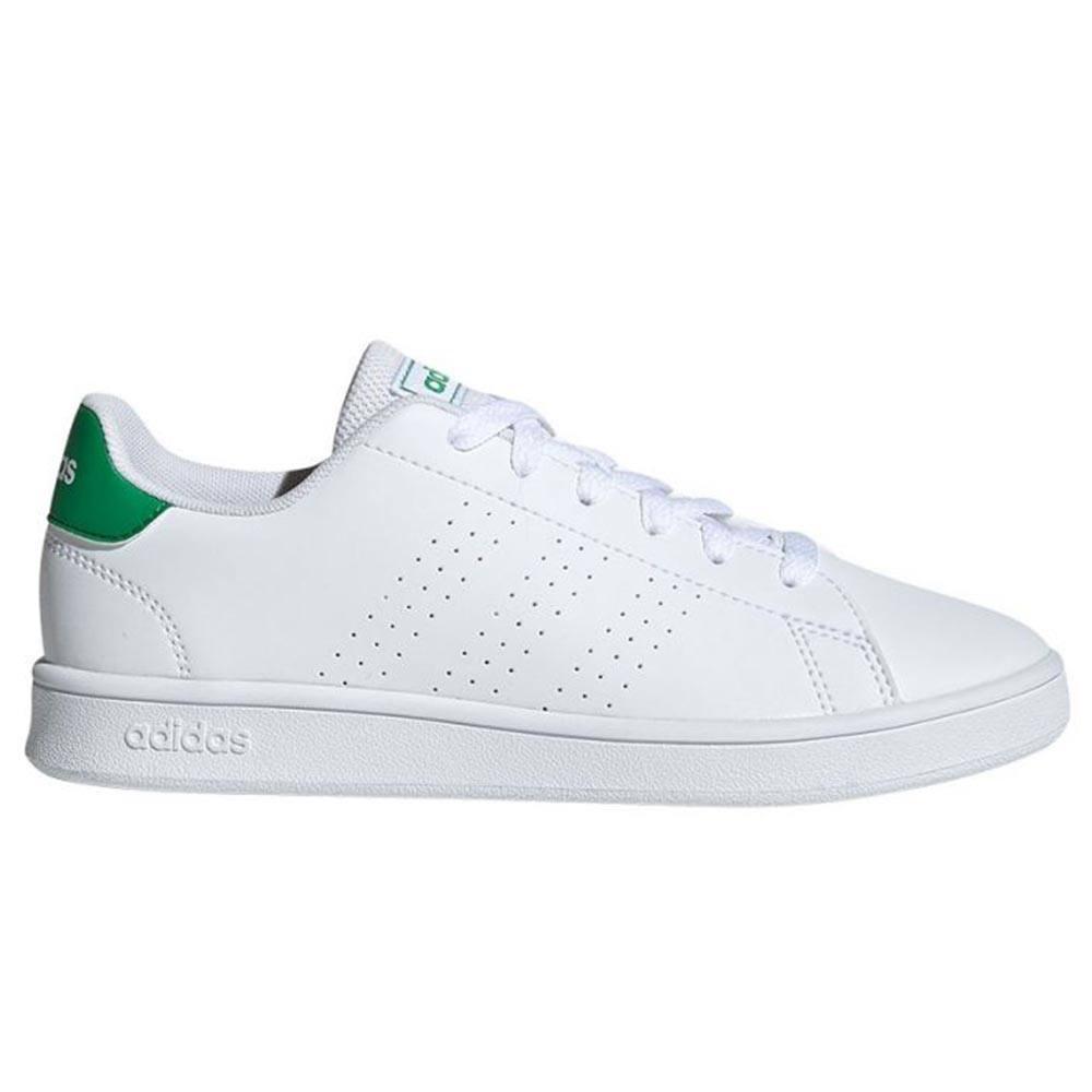 adidas bianca advantage scarpe da ginnastica