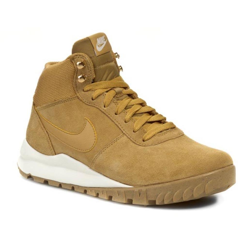 Dettagli su Scarponcino Uomo Nike Hoodland Suede Marrone 654888727