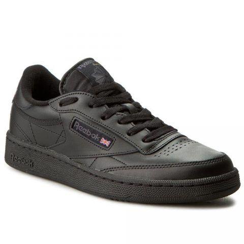 Sneaker Reebok Club C 85 Nera - AR0454