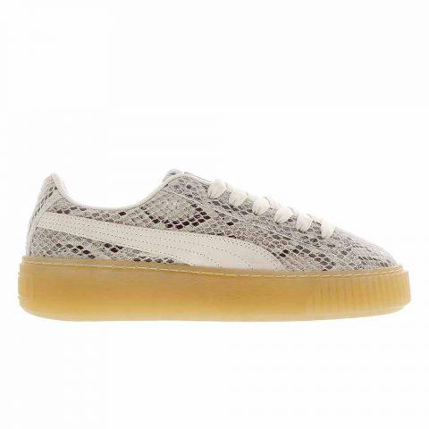 Sneaker Donna Puma Platform Snake Lux - 36990402