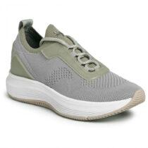 Sneaker Donna Tamaris in Tessuto Verde - 112373224747