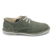 Scarpa Elegante Uomo Igi&Co in Camoscio Verde Militare - 5110033