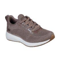 Sneaker Donna Skechers Bobs Squad Beige - 117006TPE