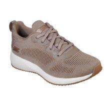 Sneaker Donna Skechers Bobs Squad Glam Beige - 31347TPE