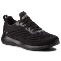 Sneaker Donna Skechers Bobs Squad Nera - 32504BBK