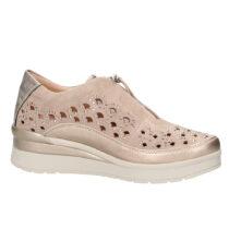 Sneaker Donna Stonefly Cream 22 Metal Fizz - 213820Z00