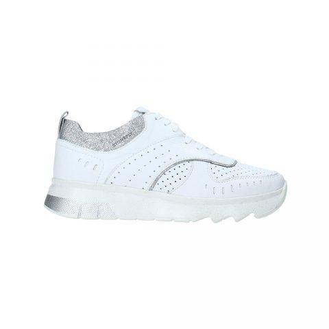 Sneaker Donna Stonefly Spock 14 Bianca - 214183010